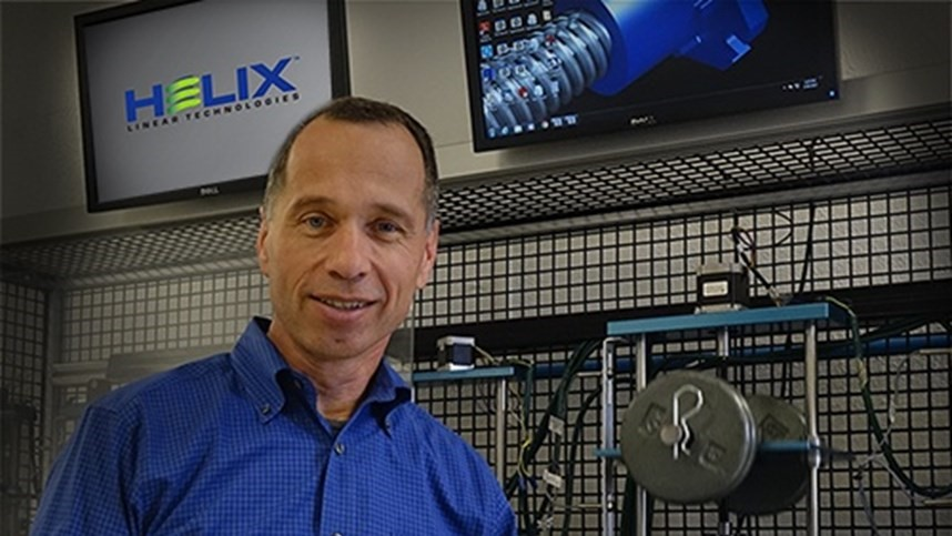 Dave Arguin joins Helix Linear Technologies