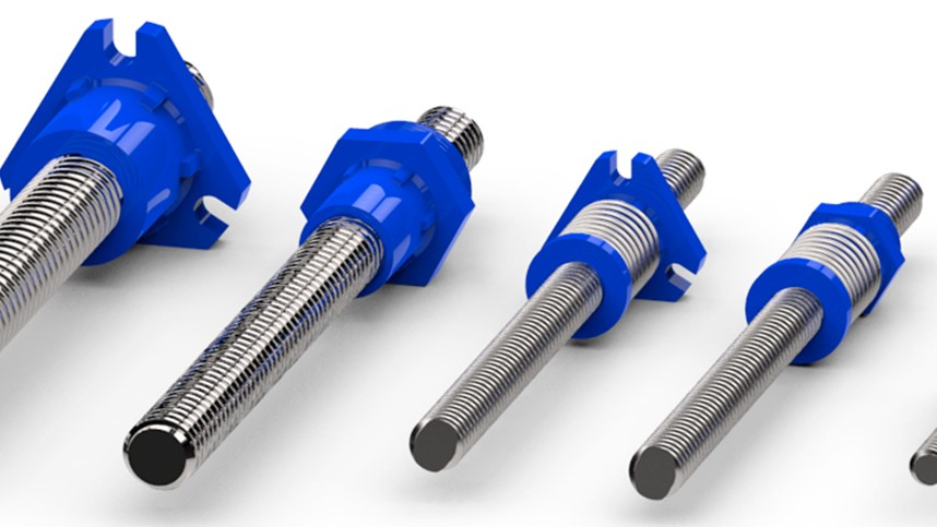 How to Select the Right Lead Screw for Your Linear Motion Application