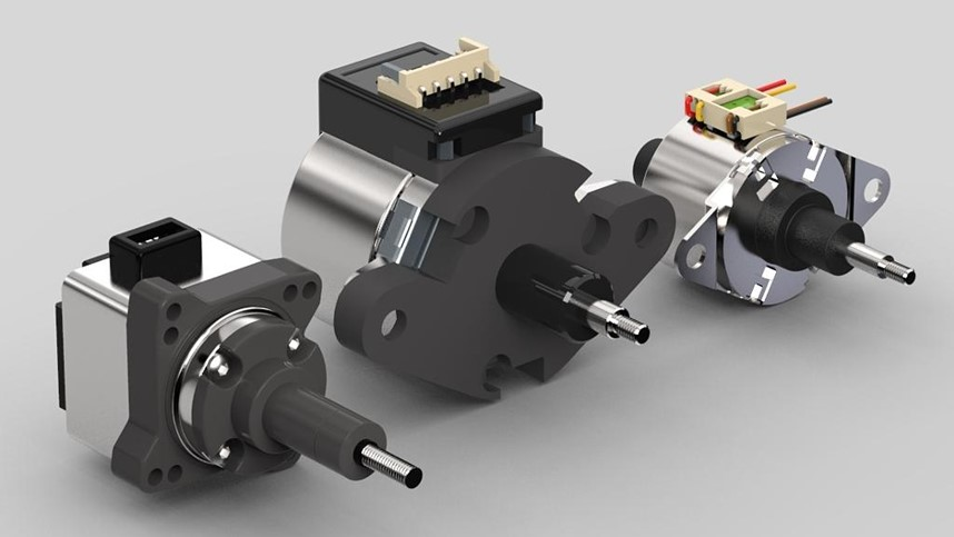 HELIX CAN-STACK LINEAR ACTUATORS