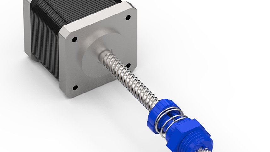 Get Moving with a Precision Linear Actuator
