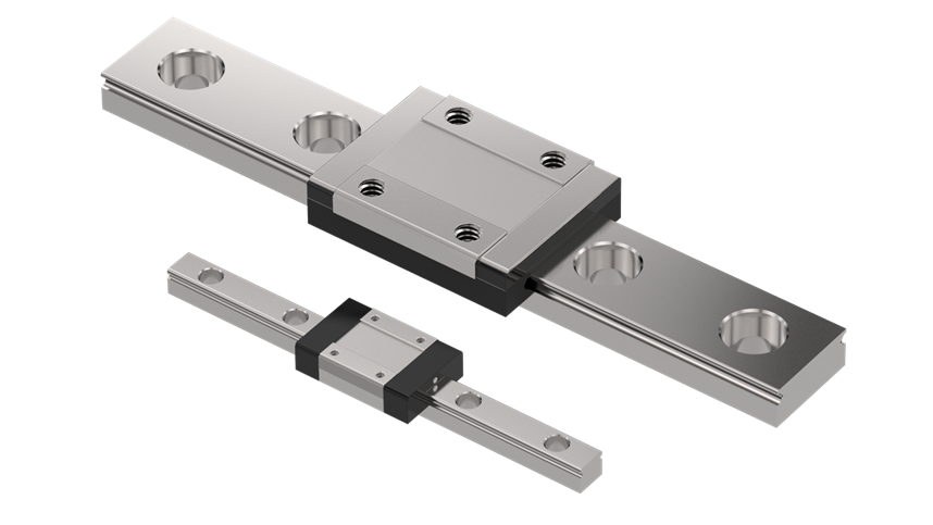 Introducing the New Helix Miniature Linear Guide Product Line