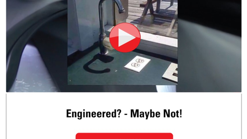 Engineered - Maybe Not! - 57 Engineering Fails